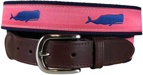 Youth Moby Whale Belt