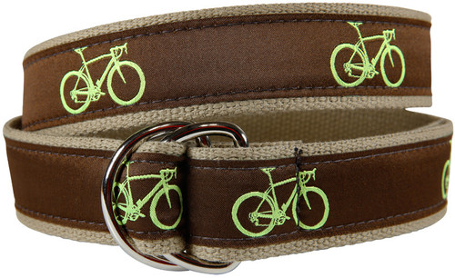 Road Bike D-ring Belt