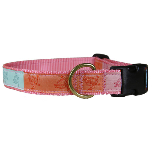 Sea Turtle Dog Collar