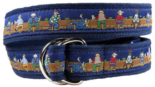 Bar Flies D-ring belt