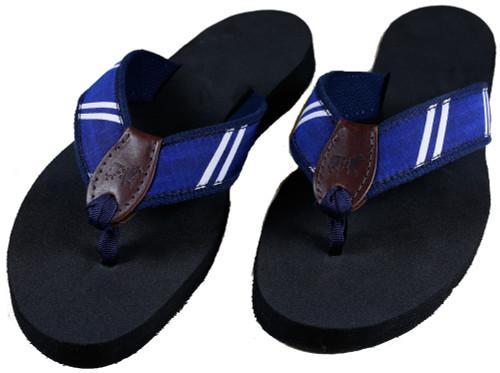 Rep Stripe Flip Flops
