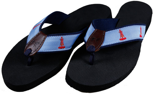 Bell Buoy Flip Flops