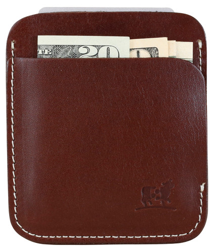 Portland Wallet in Latigo Leather