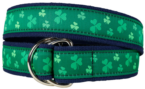 Shamrock D-Ring Belt