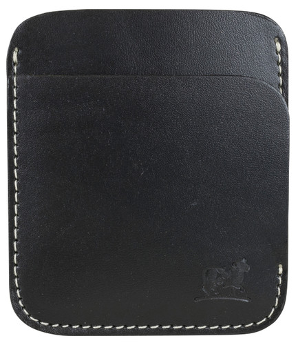 Portland Wallet in Black Bridle Leather