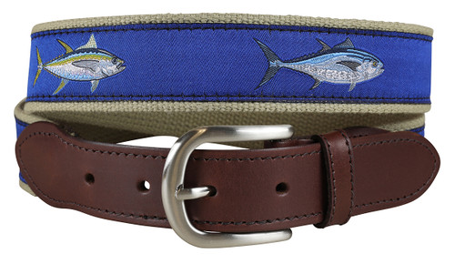 Bluefin & Yellowfin  Belt