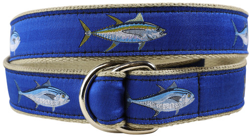 Tuna Fish Youth D-ring Belt
