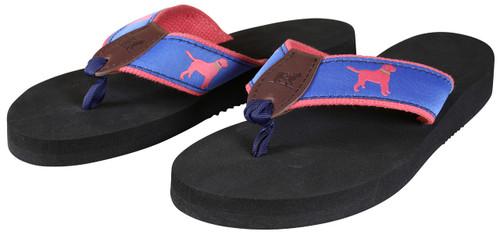 Labs (blue) Flip Flops