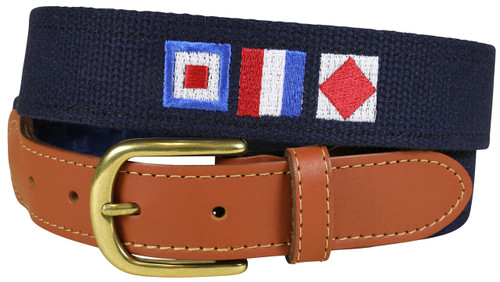 Bermuda Belt - Embroidered WTF