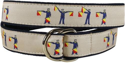 Ship to Ship (BYOB) D-ring Belt