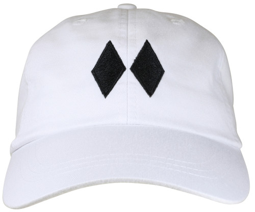 Expert Only Hat on White