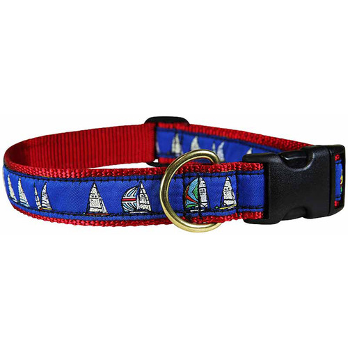 "Rounding the Mark 1"" Dog Collar"