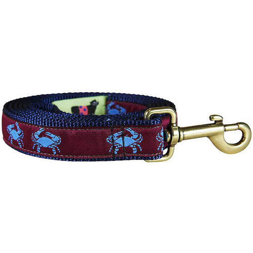 Belted Crab Lead (burgundy) Product Image