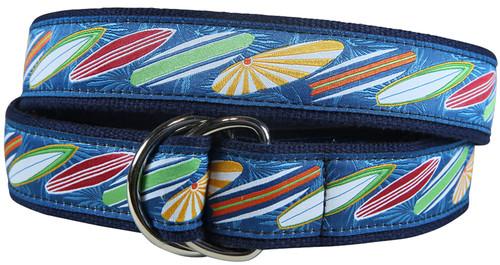 Surfboards D-Ring Belt