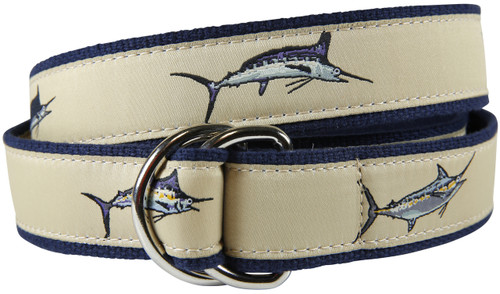 Bill Fish D-Ring Belt