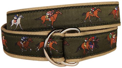 Derby D-Ring Belt