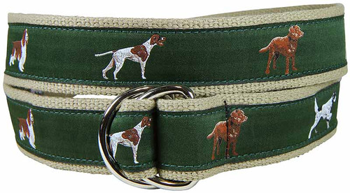 Sporting Dogs D-Ring Belt