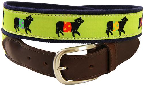 Belted Cow Belt