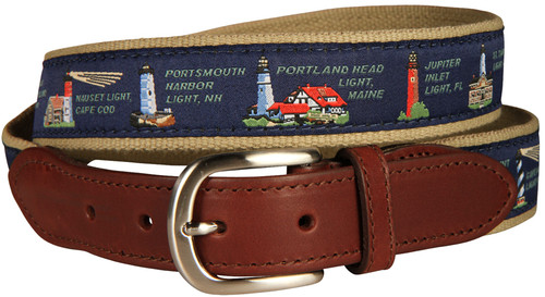 East Coast Lighthouses Belt