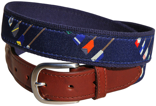 Head of the Charles Crew Blades Belt