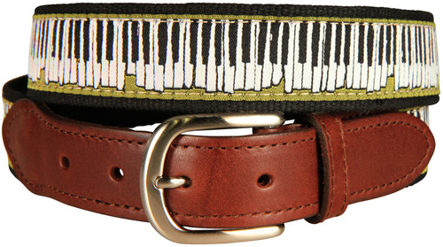 Piano Keys Belt