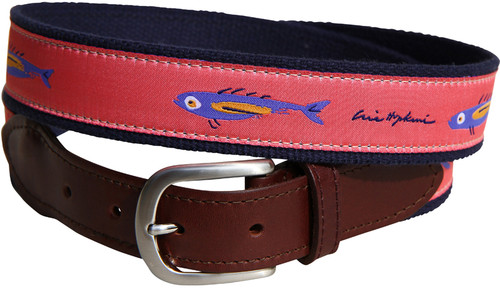 Eric Hopkins Coral Fish Belt