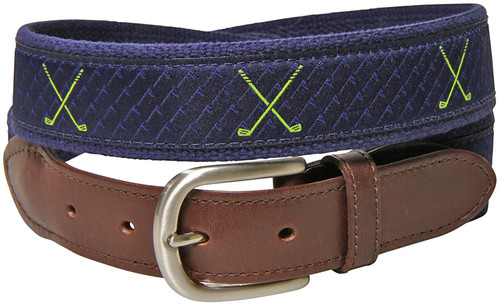 Fore Your Waist Golf Belt