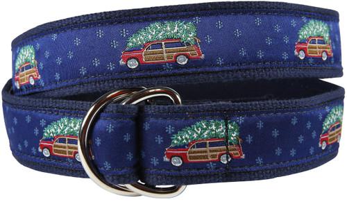 Woodie & Tree D-ring Belt