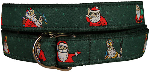 Santa Youth D-ring Belt