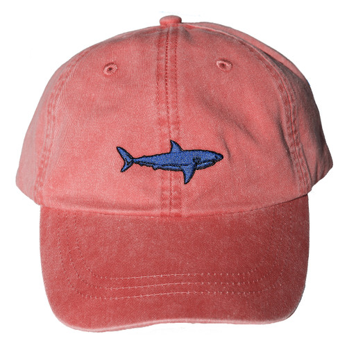 Shark Hat on Poppy