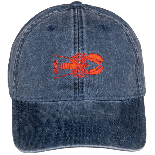 Lobster Hat | Washed Navy