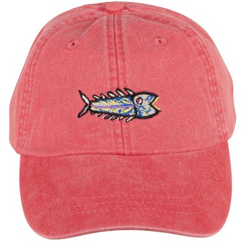 Hopkins Fish Hat | Poppy