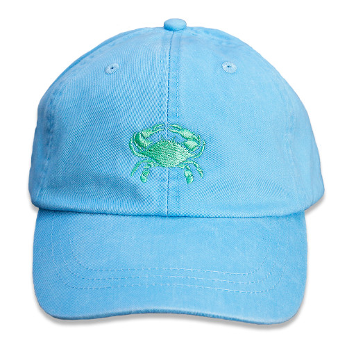 Crab Hat - Light Blue