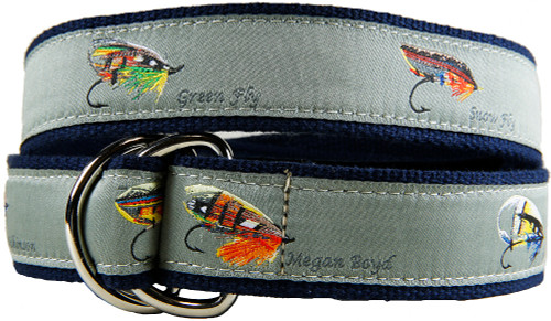 Megan Boyd Flies D-ring Belt