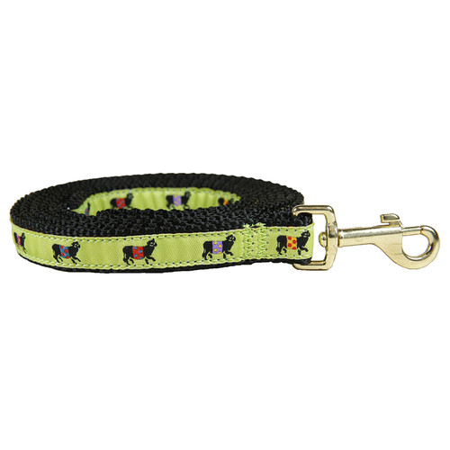Belted Cow Dog Lead