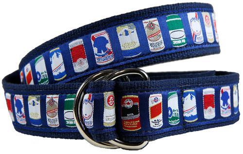Cheap Buzz D-Ring Belt
