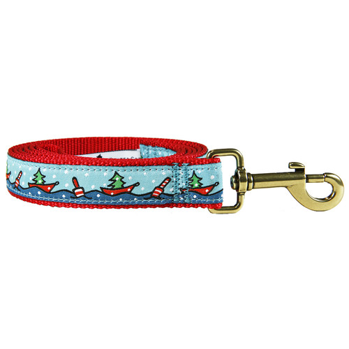 Holiday Boats dog leash