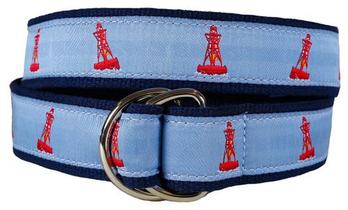 Bell Buoy D-ring Belt