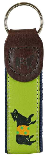 Beltie Key Fob | Lime
