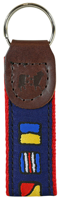 Signal Flags Key Fob