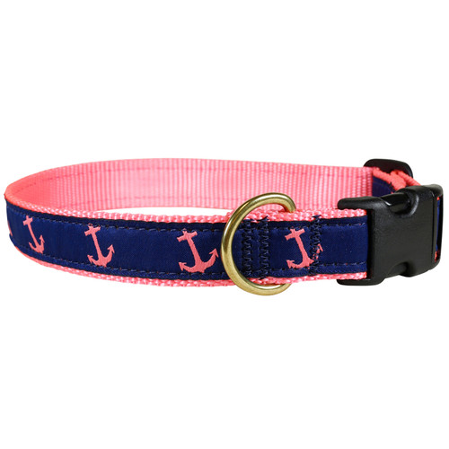 Anchor Dog Collar