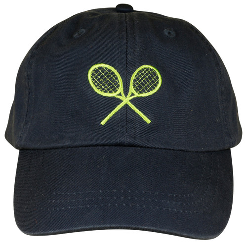 Embroidered Tennis Hat