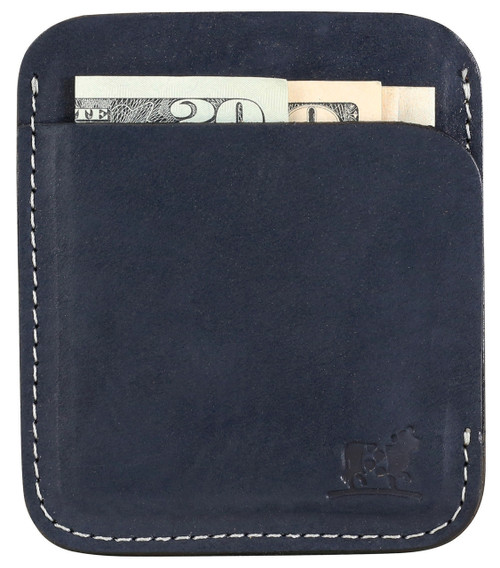 Portland Wallet in Baltic Nubuck Leather