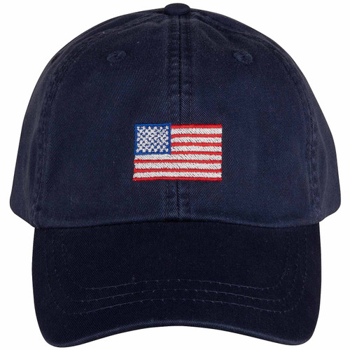 US Flag Hat | Navy