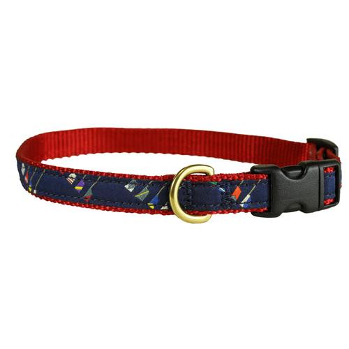 "Crew Blades 5/8"" Dog Collar"