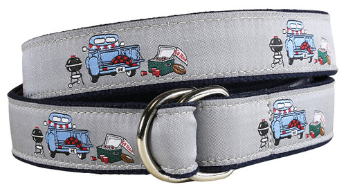 Game Day D-ring Belt