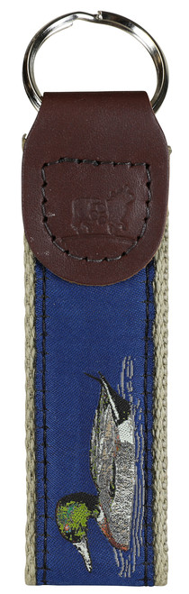 Ducks Key Fob - Blue