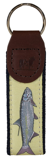 Tarpon Key Fob - Butter