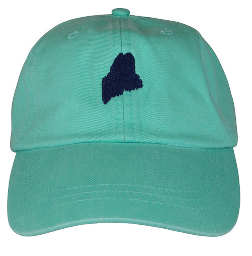 State of Maine Hat - Sea Foam