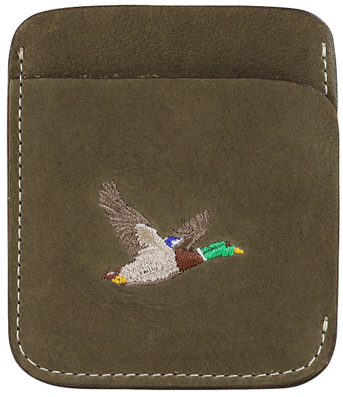 Portland Wallet | Duck | Seal